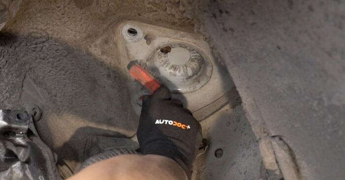 Zweckdienliche Tipps zum Austausch von Stoßdämpfer beim AUDI A4 Limousine (8EC, B7) 2.0 TDI 2008