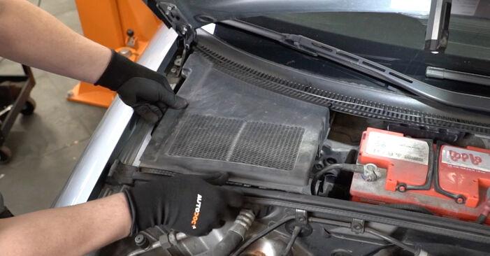 Wie Stoßdämpfer Audi A4 B7 Limousine 2.0 TDI 16V 2004 tauschen - Kostenlose PDF- und Videoanleitungen