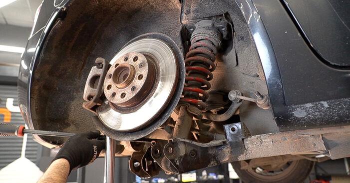 Stoßdämpfer Ihres Alfa Romeo 159 Sportwagon 3.2 JTS Q4 2007 selbst Wechsel - Gratis Tutorial