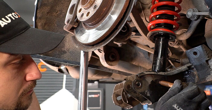 Zweckdienliche Tipps zum Austausch von Stoßdämpfer beim ALFA ROMEO 159 Sportwagon (939) 2.0 JTDM 2006