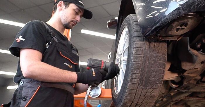 Wechseln Koppelstange am ALFA ROMEO 159 Sportwagon (939) 1.9 JTDM 8V 2009 selber