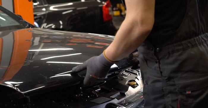 Schritt-für-Schritt-Anleitung zum selbstständigen Wechsel von Opel Astra H Limousine 2012 1.7 CDTI (L69) Federn