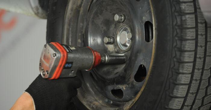 Radlager Peugeot 406 Limousine 2.0 HDI 90 1997 wechseln: Kostenlose Reparaturhandbücher