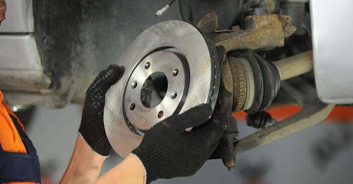 Wie Radlager Peugeot 406 Limousine 2.0 HDI 110 1995 tauschen - Kostenlose PDF- und Videoanleitungen