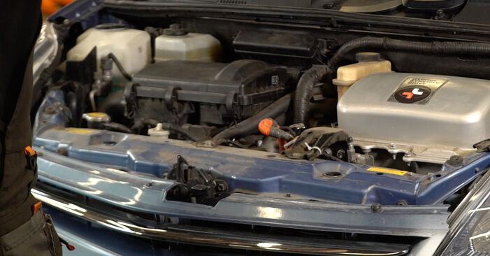 Comment changer Filtre à Huile sur Toyota Prius 2 2003 - Manuels PDF et vidéo gratuits