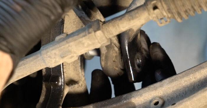 Koppelstange Ihres Audi A4 B8 3.0 TDI quattro 2015 selbst Wechsel - Gratis Tutorial