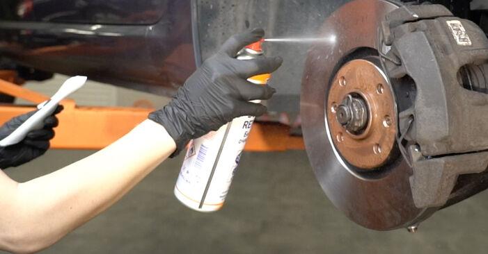 Koppelstange Peugeot 307 SW 2.0 HDI 110 2004 wechseln: Kostenlose Reparaturhandbücher
