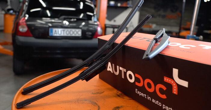Comment changer Essuie-Glaces sur Renault Clio 2 1998 - Manuels PDF et vidéo gratuits