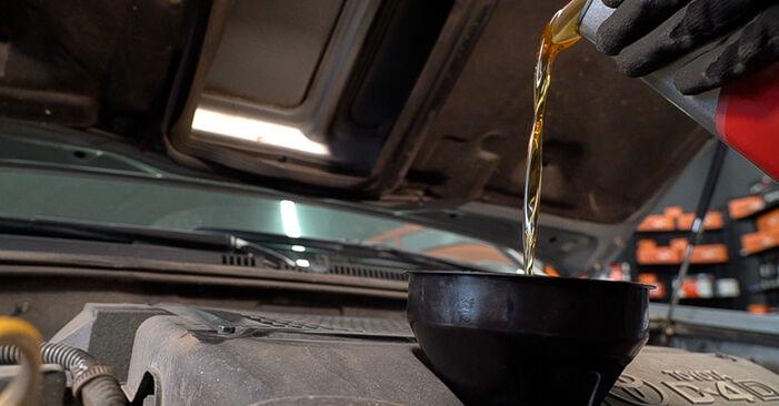 Ölfilter Toyota Prado J120 3.0 D 2004 wechseln: Kostenlose Reparaturhandbücher