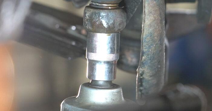 Csináld magad VW GOLF III (1H1) 1.8 1997 Kerékcsapágy csere - online útmutató