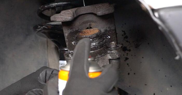 Zweckdienliche Tipps zum Austausch von Bremsbeläge beim VW GOLF III (1H1) 1.8 1997