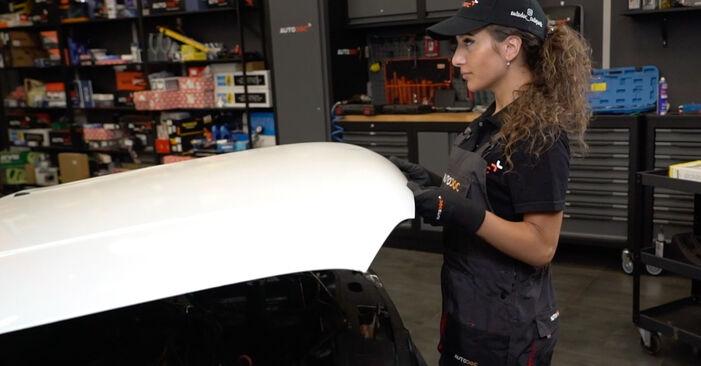 Wie Ölfilter Golf 3 2.8 VR6 1991 tauschen - Kostenlose PDF- und Videoanleitungen