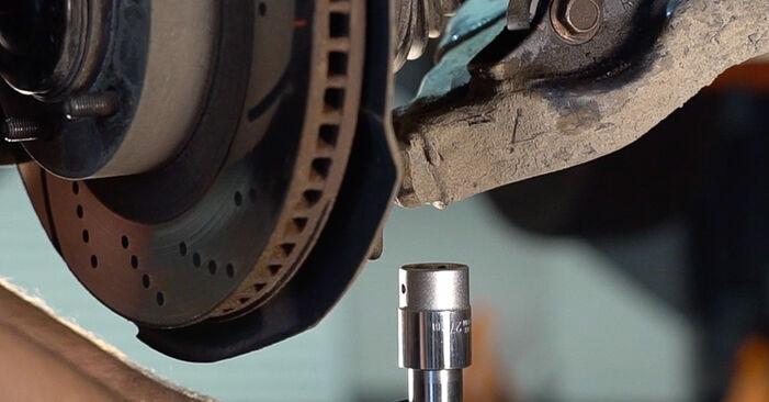 Wie Stoßdämpfer Toyota Prado J120 3.0 D-4D 2002 tauschen - Kostenlose PDF- und Videoanleitungen
