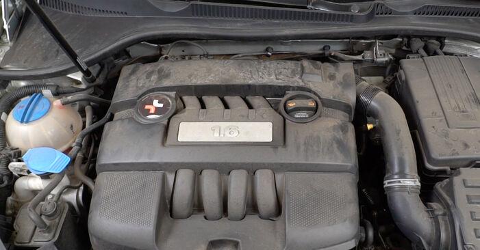 Zweckdienliche Tipps zum Austausch von Zündspule beim VW Golf V Schrägheck (1K1) 2.0 GTI 2003