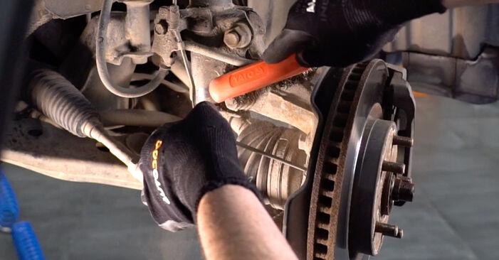 RAV 4 III (ACA3_, ACE_, ALA3_, GSA3_, ZSA3_) 2.0 (ZSA35_) 2007 2.0 4WD (ACA30_) Stoßdämpfer - Handbuch zum Wechsel und der Reparatur eigenständig