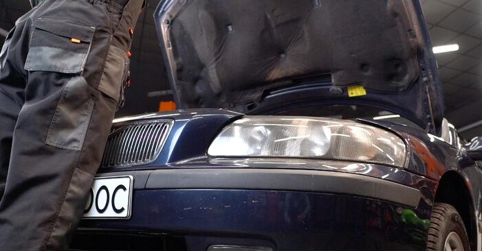 Kuinka vaihtaa Sytytystulpat Volvo V70 SW 1999 -autoon - ilmaiset PDF- ja video-oppaat