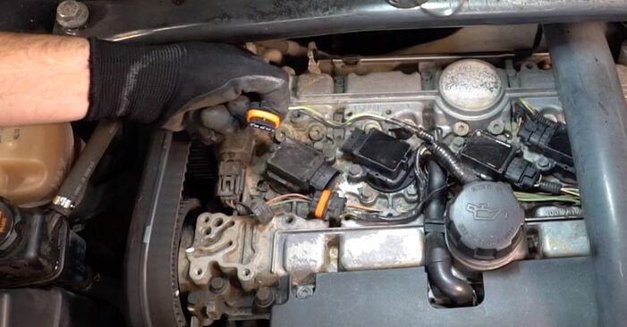 Kuinka poistaa VOLVO V70 2.3 T5 2003 -auton Sytytystulpat - helposti seurattavat online-ohjeet