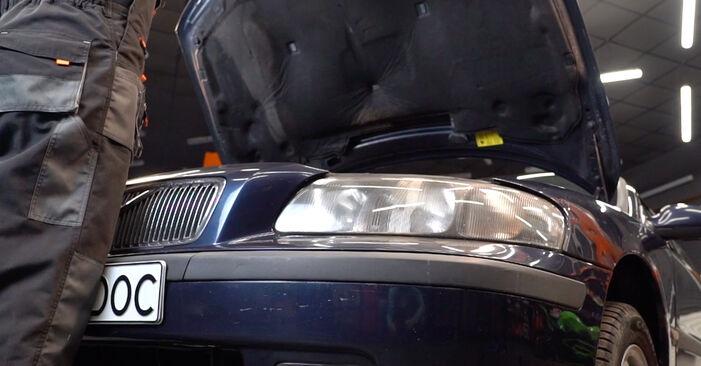 Wie Luftfilter Volvo V70 SW 2.4 1999 tauschen - Kostenlose PDF- und Videoanleitungen