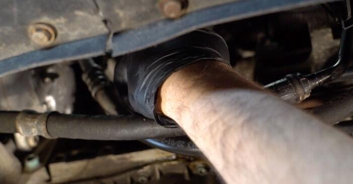 Zweckdienliche Tipps zum Austausch von Ölfilter beim VW Golf IV Schrägheck (1J1) 1.6 16V 2002