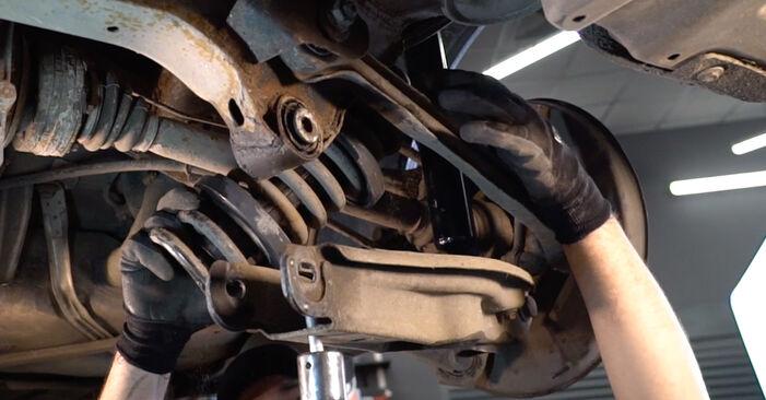 Wie Federn BMW E92 335i 3.0 2005 tauschen - Kostenlose PDF- und Videoanleitungen