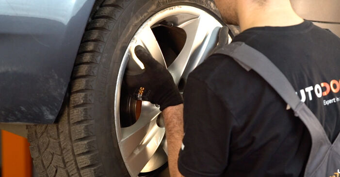Wie schwer ist es, selbst zu reparieren: Federn BMW E92 320i 2.0 2011 Tausch - Downloaden Sie sich illustrierte Anleitungen