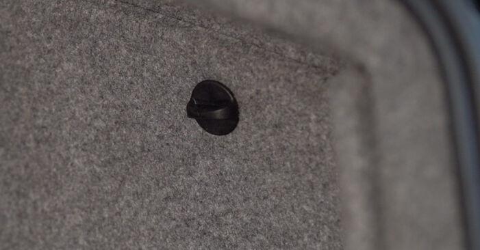 Slik bytter du BMW 3 Coupé (E92) 335i 3.0 2006 Støtdemper selv – trinn-for-trinn veiledninger og videoer