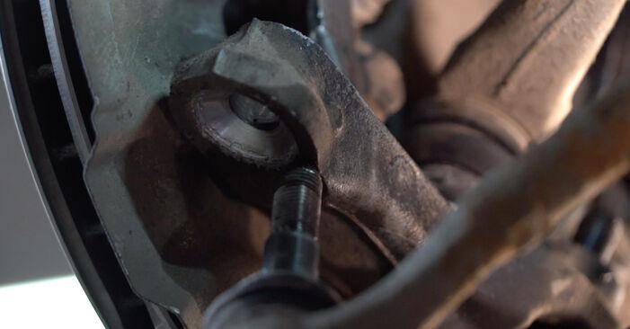 Kako odstraniti BMW 3 SERIES 325i 2.5 2009 Blazilnik - spletna, enostavna za sledenje, navodila