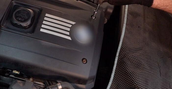 3 Coupe (E92) 325i 2.5 2007 320d 2.0 Zündkerzen - Handbuch zum Wechsel und der Reparatur eigenständig