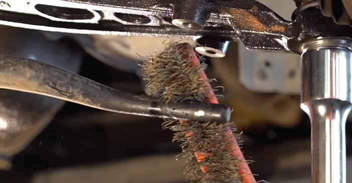 FIAT PUNTO 1.2 Bifuel Koppelstange ausbauen: Anweisungen und Video-Tutorials online