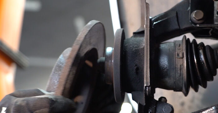 PUNTO (188) 1.9 JTD 2010 1.2 16V 80 Bremsscheiben - Handbuch zum Wechsel und der Reparatur eigenständig
