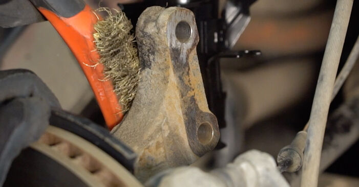 Wie schwer ist es, selbst zu reparieren: Federn NISSAN LEAF Elektrik 2016 Tausch - Downloaden Sie sich illustrierte Anleitungen