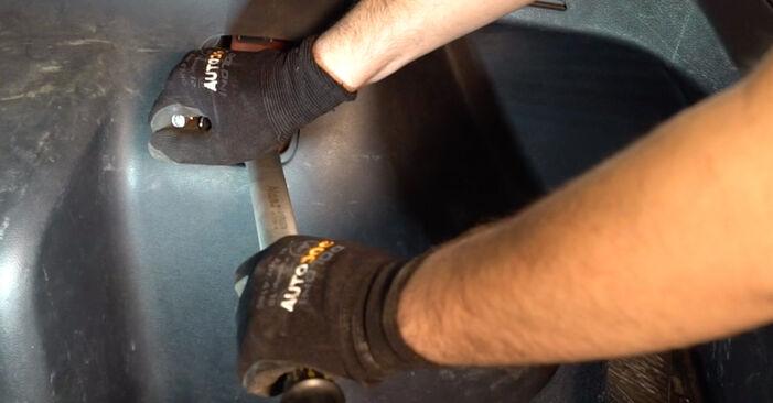 Zweckdienliche Tipps zum Austausch von Stoßdämpfer beim NISSAN LEAF Elektrik 2012