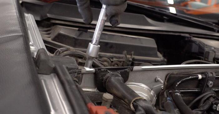 Kiek užtrunka keitimas: Audi A6 4f2 2004 Spyruoklės - informatyvi PDF instrukcija