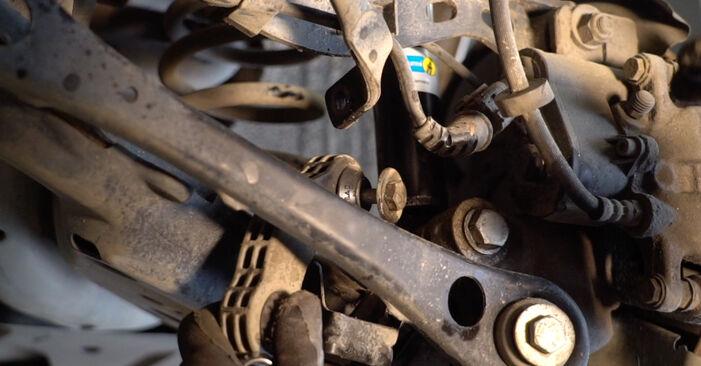 Wechseln Sie Koppelstange beim Audi A6 C6 2006 3.0 TDI quattro selber aus