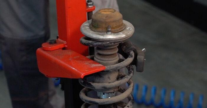Zweckdienliche Tipps zum Austausch von Stoßdämpfer beim VW PASSAT Variant (3B6) 1.9 TDI 4motion 2002