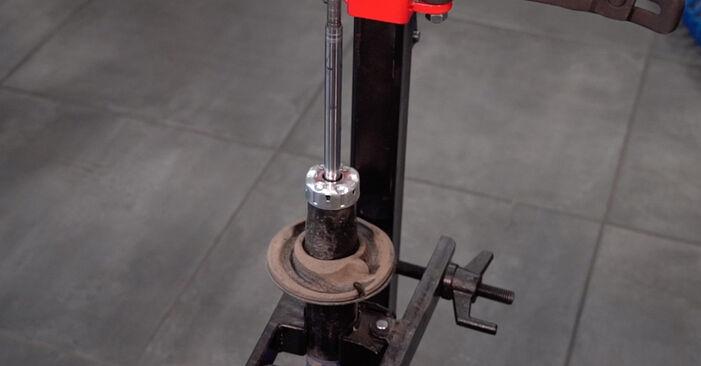 Stoßdämpfer am VW PASSAT Variant (3B6) 2.8 4motion 2005 wechseln – Laden Sie sich PDF-Handbücher und Videoanleitungen herunter