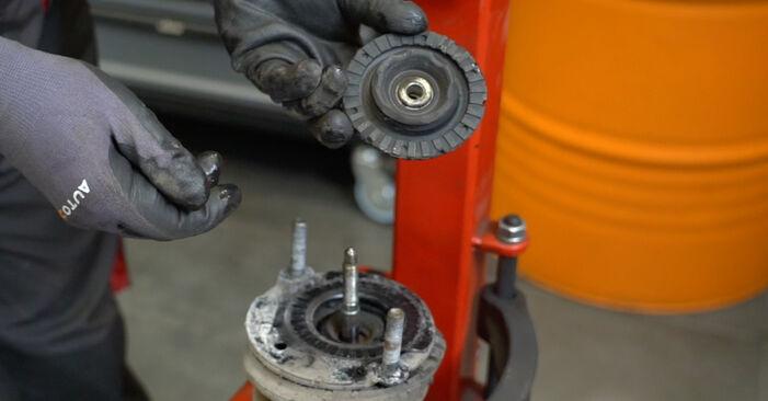 Zweckdienliche Tipps zum Austausch von Stoßdämpfer beim ALFA ROMEO 147 (937) 1.6 16V T.SPARK ECO 2003