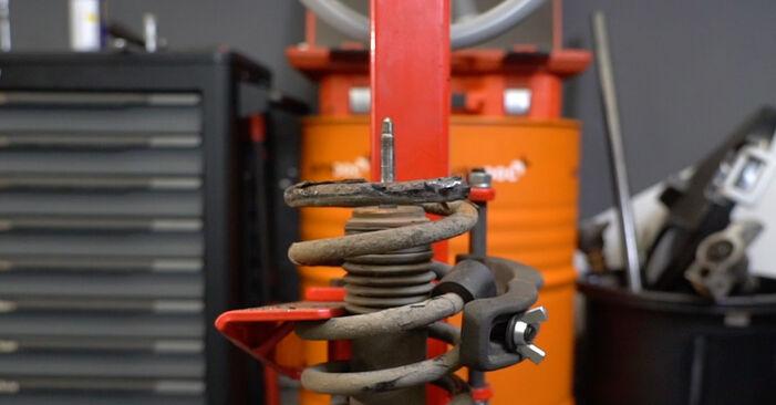 Wie Stoßdämpfer Alfa Romeo 147 937 1.9 JTDM 8V (937.AXD1A, 937.AXU1A, 937.BXU1A) 2000 tauschen - Kostenlose PDF- und Videoanleitungen