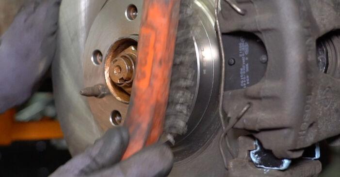 Wechseln Stoßdämpfer am ALFA ROMEO 147 (937) 1.6 16V T.SPARK 2003 selber