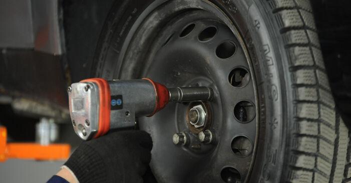 Wie Radlager Fiat Punto 188 1.2 60 1999 tauschen - Kostenlose PDF- und Videoanleitungen
