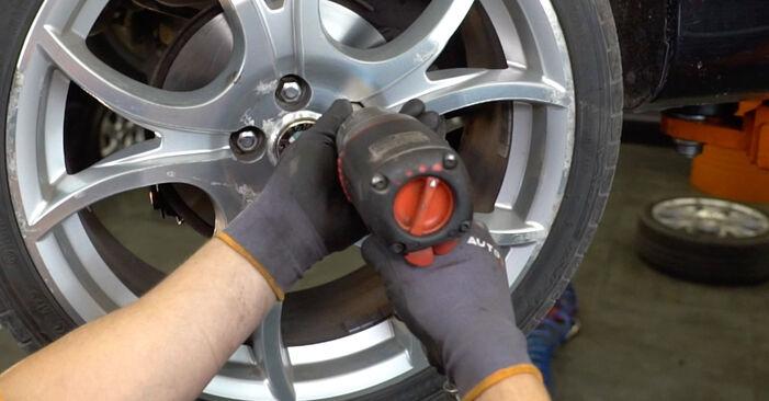 Come cambiare Dischi Freno su Alfa Romeo 147 937 2000 - manuali PDF e video gratuiti
