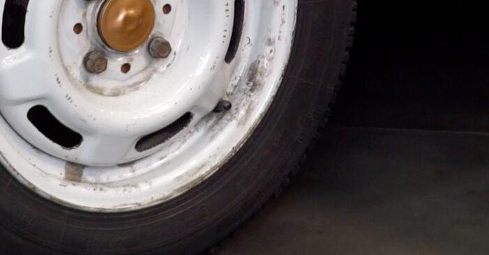 Comment changer Amortisseurs sur Renault Twingo 1 1993 - Manuels PDF et vidéo gratuits