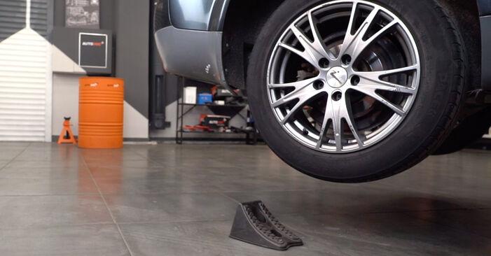 Stoßdämpfer Audi A4 B6 Avant 1.9 TDI quattro 2003 wechseln: Kostenlose Reparaturhandbücher