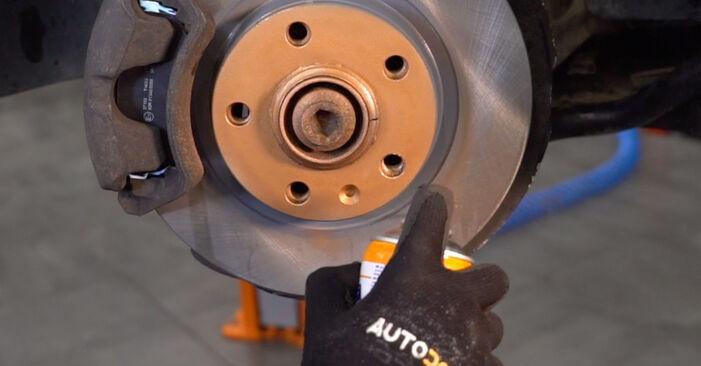 Koppelstange Audi A4 B6 Avant 1.9 TDI quattro 2003 wechseln: Kostenlose Reparaturhandbücher