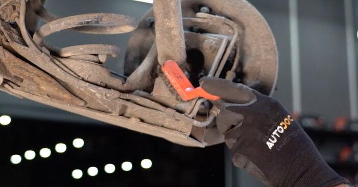 Schokbrekers zelf wisselen Opel Corsa C 2000 1.2 (F08, F68)