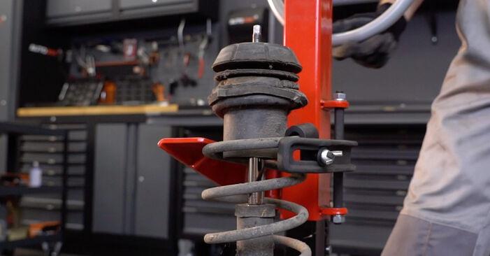 Stoßdämpfer beim OPEL CORSA 1.8 (F08, F68) 2007 selber erneuern - DIY-Manual