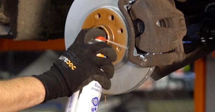 Stoßdämpfer Opel Corsa C 1.3 CDTI (F08, F68) 2002 wechseln: Kostenlose Reparaturhandbücher