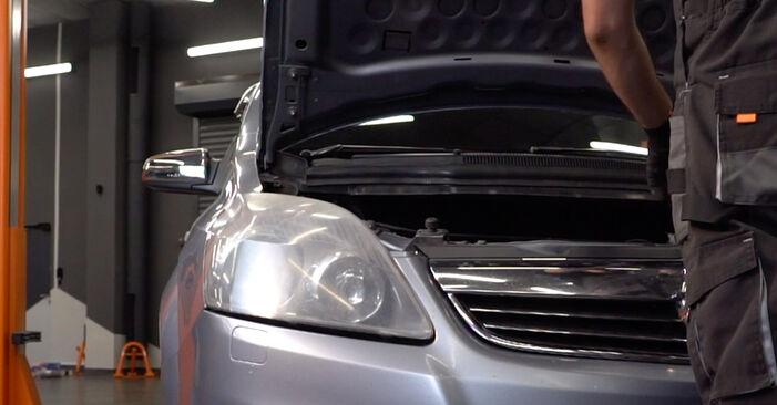 Как се сменя Маслен филтър на Opel Zafira B 2005 - безплатни PDF и видео уроци