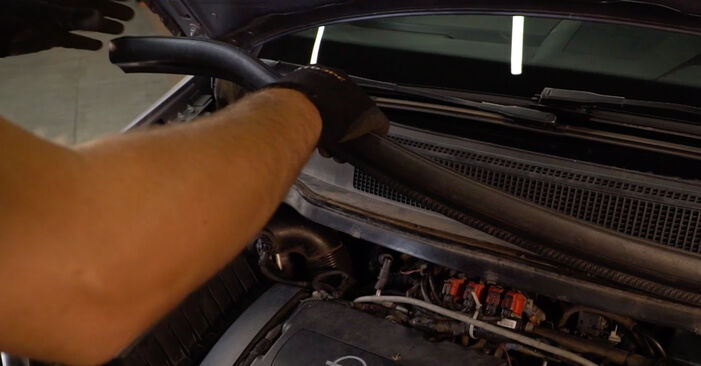 Stoßdämpfer Opel Zafira B 1.7 CDTI (M75) 2007 wechseln: Kostenlose Reparaturhandbücher