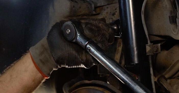 Stoßdämpfer am LEXUS RX (MHU3_, GSU3_, MCU3_) 330 AWD (MCU38) 2008 wechseln – Laden Sie sich PDF-Handbücher und Videoanleitungen herunter